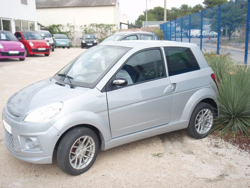 VENDU voiture sans permis d'occasion LIGIER IXO Club DCI ...